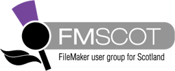 FMScot is an organisation of FileMaker developers in Scotland who got together to assist each other in the development of business information management solutions for their clients throughout Scotland