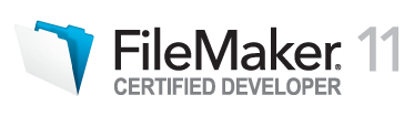 Now a FileMaker Pro 11 Certified Developer as well, Scotland can rely on excellent experience in developing business solutions
